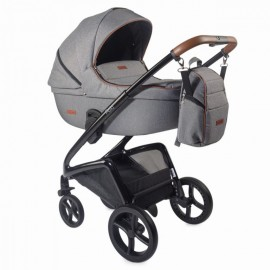 Carucior Modular 3in1 COCCOLLE PERLA Grey