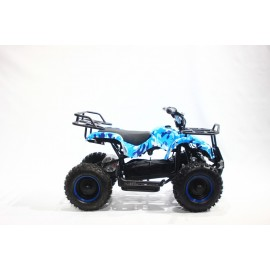 Atv-Electric Blue