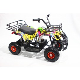 Atv-Electric Multicolor