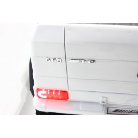 Mercedes-Benz G-Klass 4X6 White