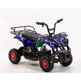 ATV Blue